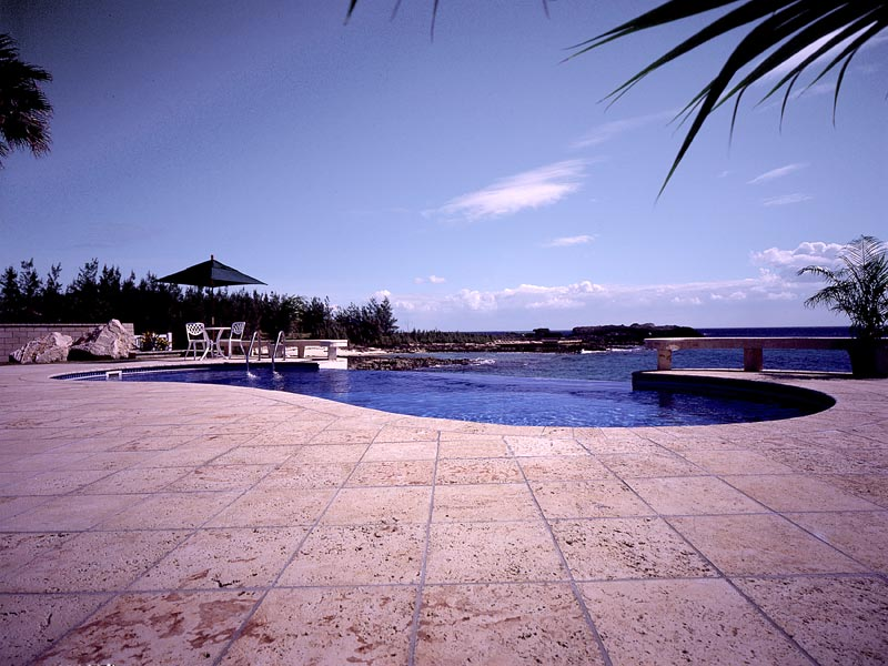 Affordable Pools Llc Swimming Pool Vanishing Edge